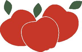 Stiliserte epler